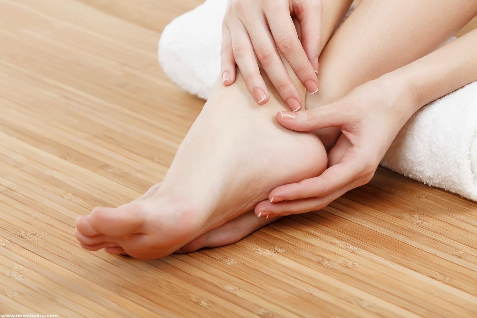 Các biện pháp giữ gìn sức khỏe đôi bàn chân