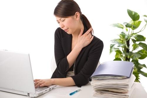 hé lộ các bệnh dân văn phòng thường gặp