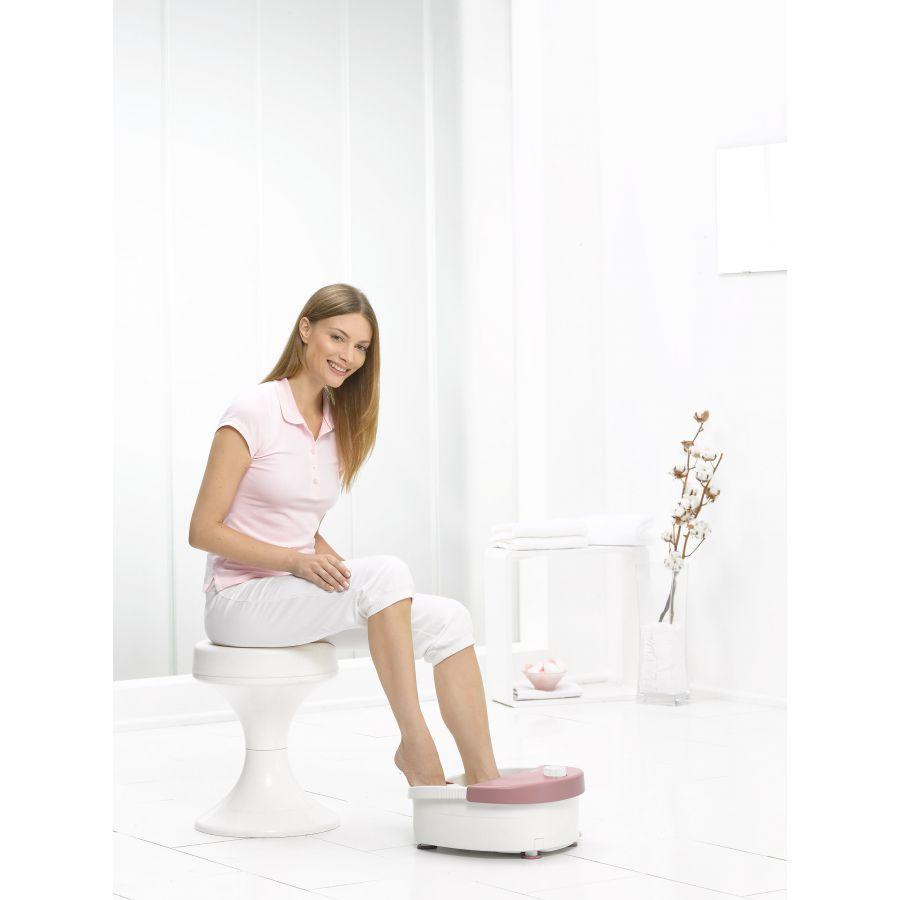bền chí sử dụng bồn massage ngâm chân giúp tôi có sức khỏe quá tốt hơn uống dược liệu bổ