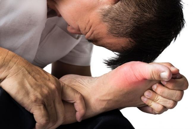 Những dấu hiệu của bàn chân cảnh báo bệnh tật