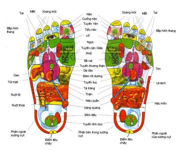 Bảo vệ đôi chân mùa mưa bão như thế nào