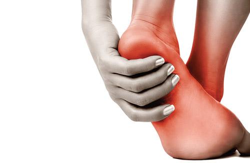 cách để chữa đau chân dứt điểm