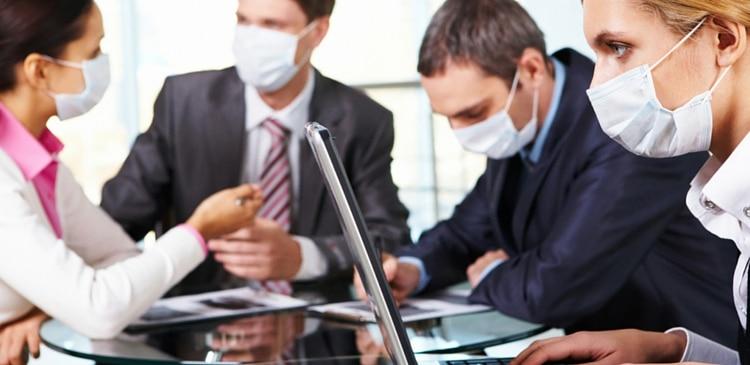 Các bệnh văn phòng thường gặp