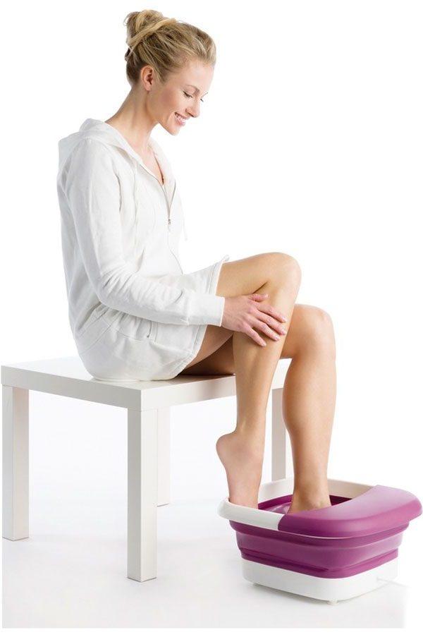 Bồn massage chân hoạt động như thế nào