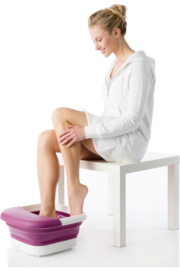 Những sai lầm cần tránh khi dùng máy massage chân