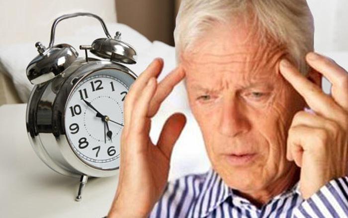 Mẹo hay giúp giấc ngủ người già được ngon hơn
