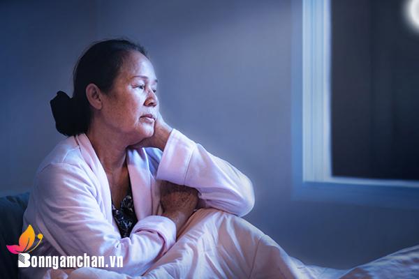 Bệnh lý tâm thần kinh một trong những nguyên gây mất ngủ