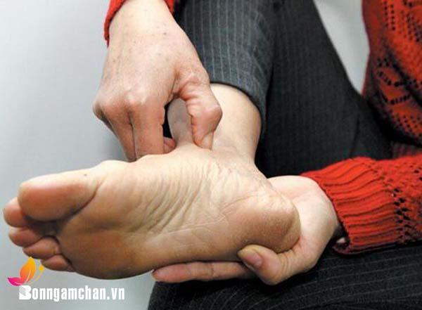 Tác dụng của huyệt thương kheo trong việc trị bệnh.